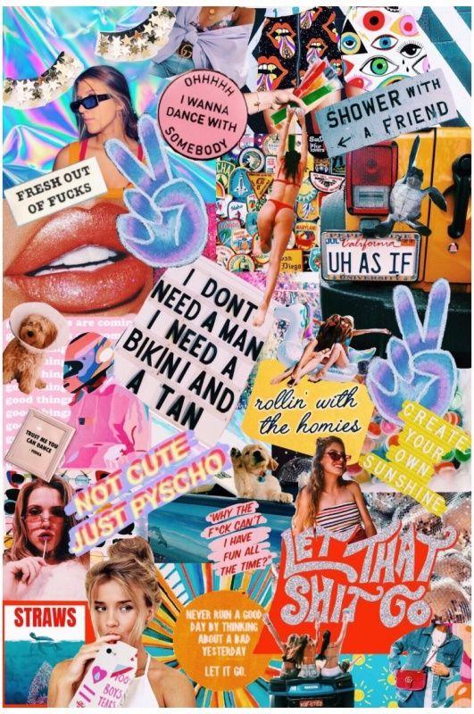 Aesthetic Vsco Girl Backgrounds