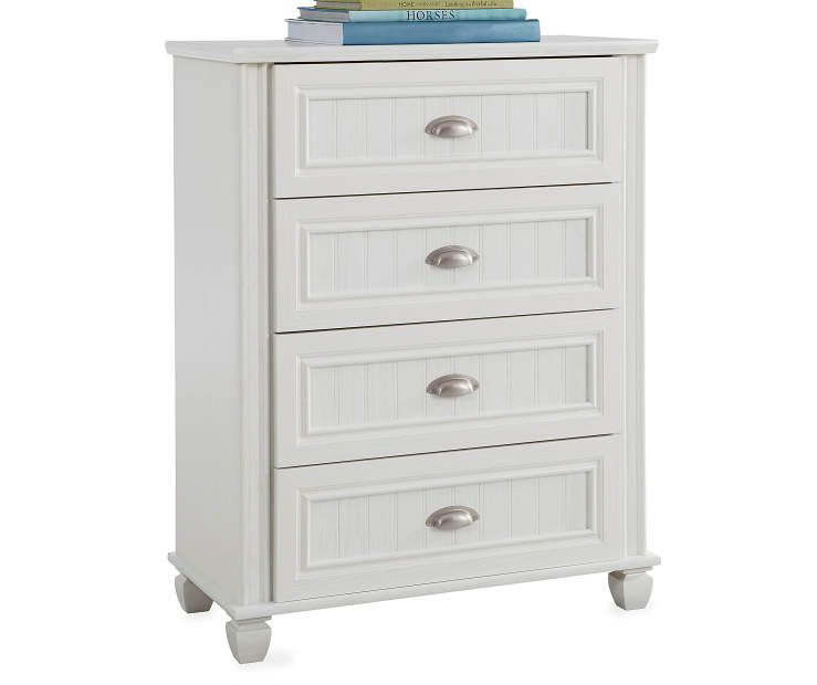 I Found A 4 Drawer Federal White Chest At Big Lots For Less Find