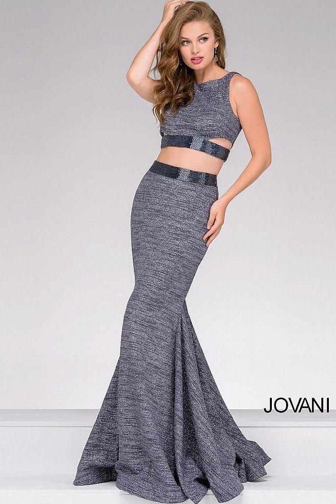 Form Fitting Mermaid Dress