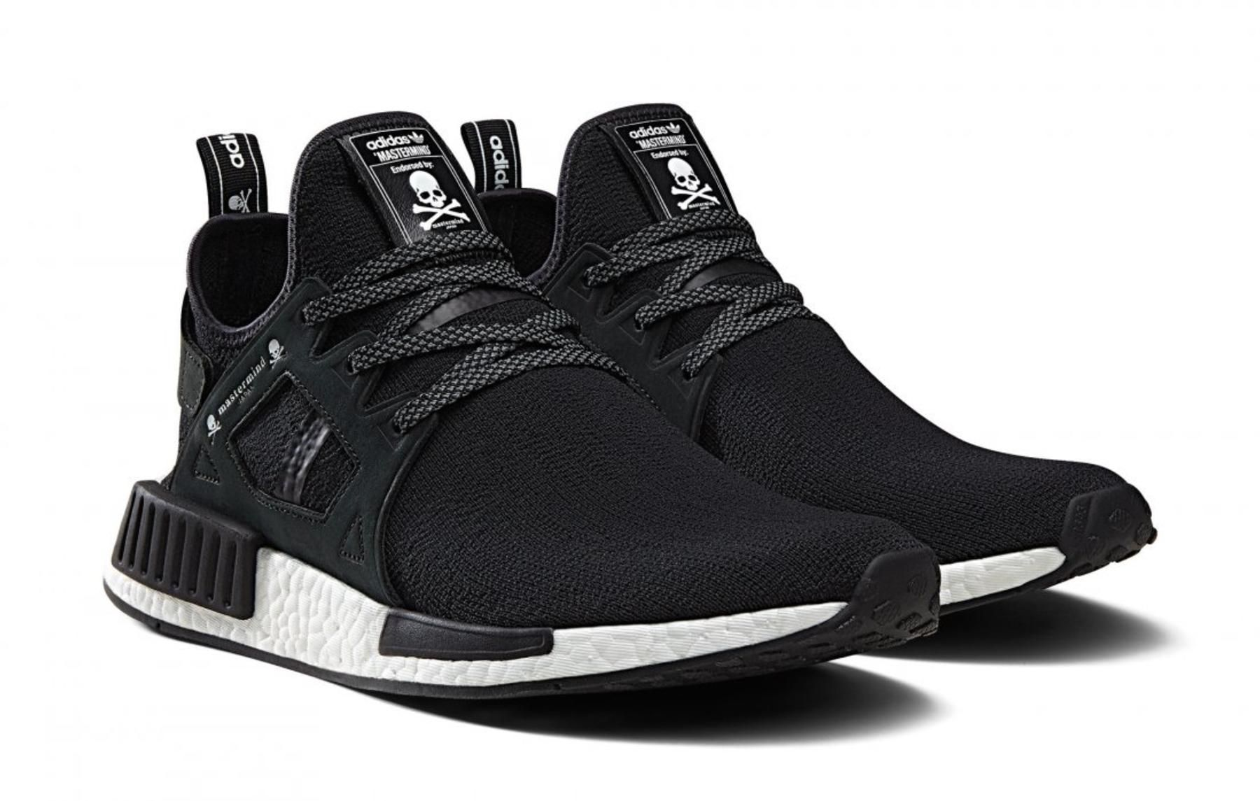 mastermind JAPAN Updates the adidas NMD XR1 and Tubular Instinct