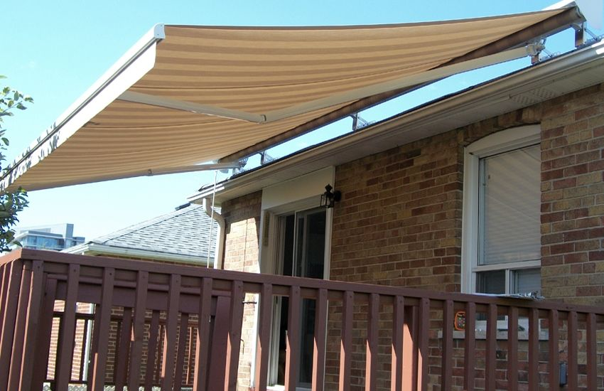 Roof Mounted Adalia X3m Retractable Awning Roof Awning