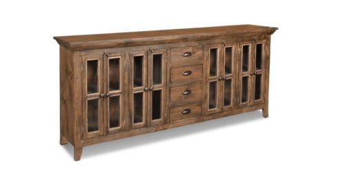 Crafters-and-Weavers-Rustic-84-inch-Sideboard-Cabinet-Console-TV-Media-Stand