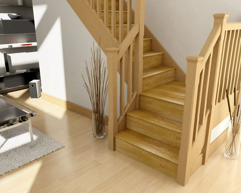 Best Pin By Ben Still On Stairs Oak Stairs Stairs Design 400 x 300