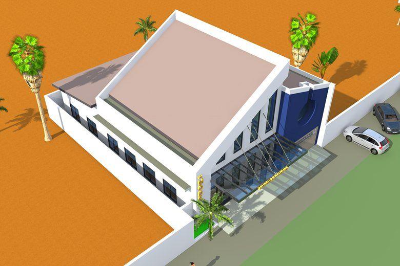 Projet de construction du0027une maison de mode a Lome au TOGO, Lomé