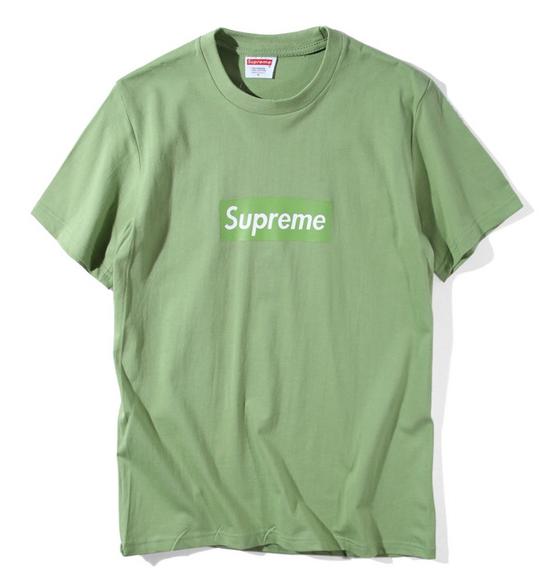 Fresssssh! Tea Green! Supreme Box Logo TShirt. Sizes M