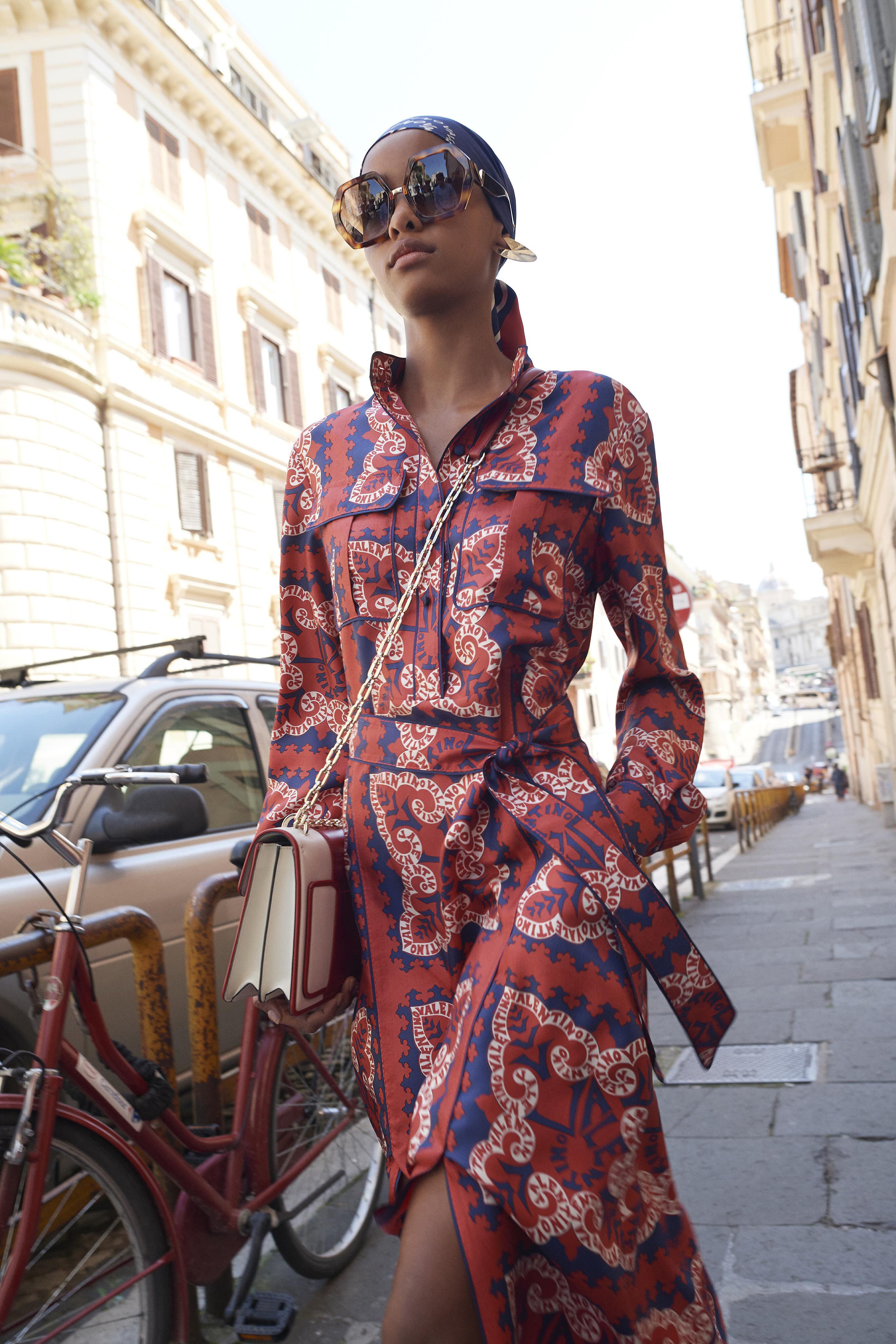 Valentino Resort 2019 Fashion Show Collection: See the ...