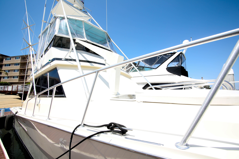 45 Viking 1988 Dana Point | Denison Yacht Sales | Big boats