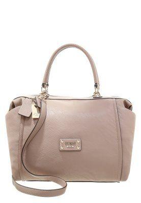 Guess LANGLEY - Shopping bag - nude