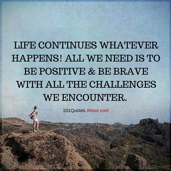 Image result for life continues