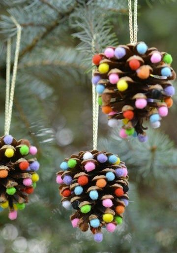 32 DIY Christmas Ornaments That Are Worlds More Special Than Store-Bought