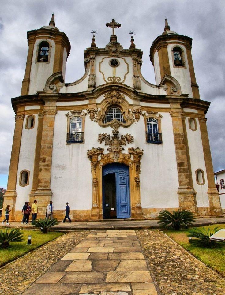 Igreja De Nossa Senhora Do Carmo Ouro Preto Photo Shared By Ariella-970 | Fans Share Images