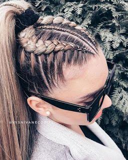 Peinados Para Ninas Peinados Juveniles Peinados Con Trenzas Faciles Peinados Con Trenzas