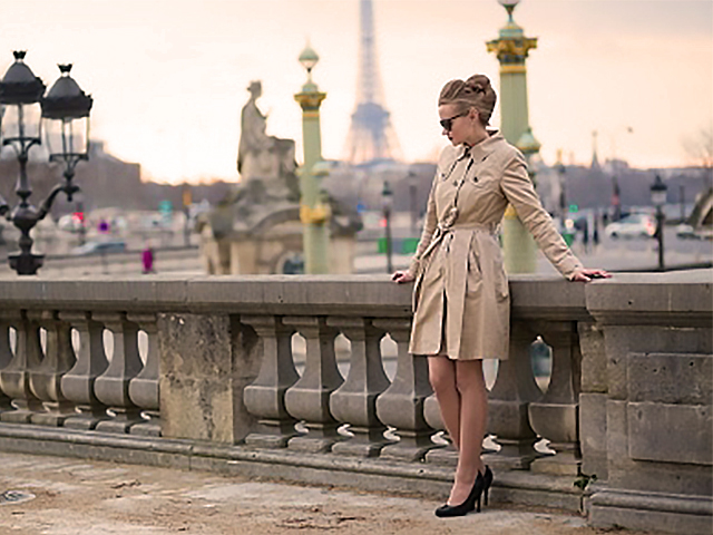 Beauty Belle: 10 French Girl Inspired Style Tips #frenchgirlstyle