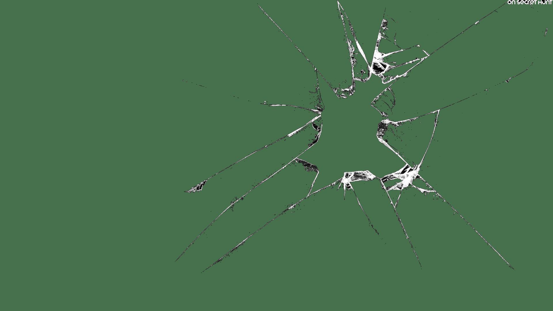 Opening Broken Glass Smash Glass Glass Broken Glass