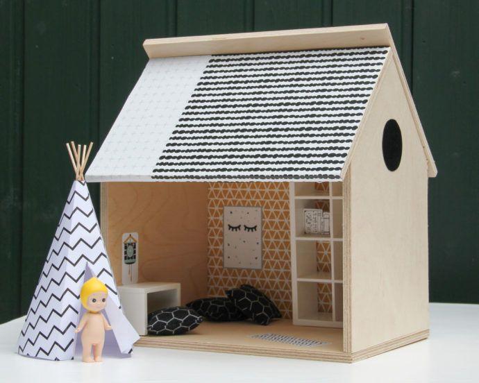 puppenhaus aus holz selber bauen mit twercs bauanleitung. Black Bedroom Furniture Sets. Home Design Ideas