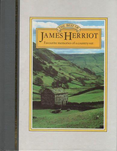 The Best of James Herriot by James Herriot (1983, Hardcover)