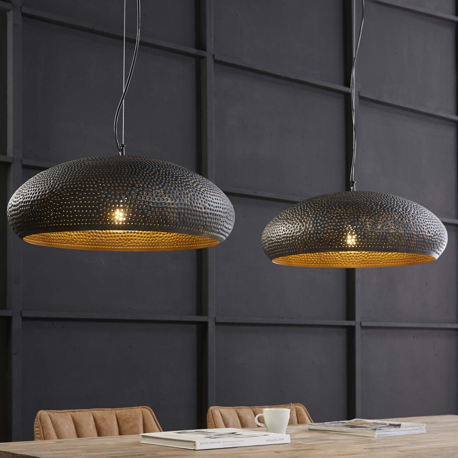 Hanglamp \'Romola\' 2-lamps | woonkamer | Pinterest | Lights and Interiors