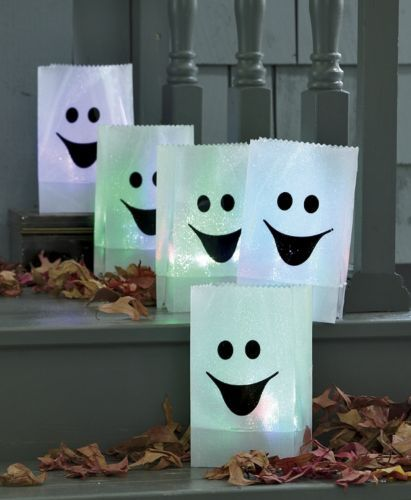 Image result for ghost paper bags
