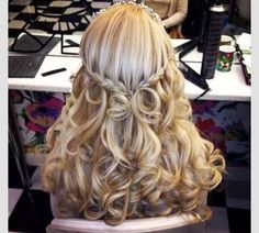 Masquerade Hairstyles For Long Hair Google Search