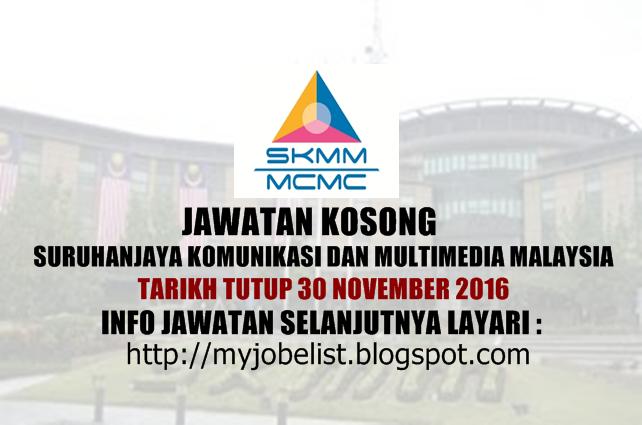 Jawatan Kosong Terkini Di Skmm 30 November 2016 Jawatan Kosong Kerajaan Terkini Di Suruhanjaya Komunikasi Dan Multimedia Malaysia Person Personal Care Care