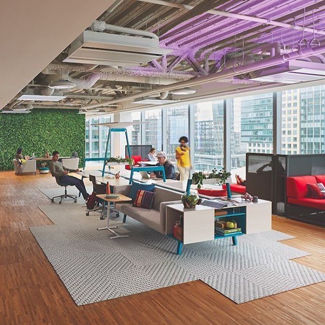 The workplace is changing—we are in the midst of an Office Renaissance. To boost employee engagement, the workplace must be designed to support the physical, cognitive and emotional needs of people. #officerenaissance #lovehowyouwork #steelcase #worklife #residential #ancillary