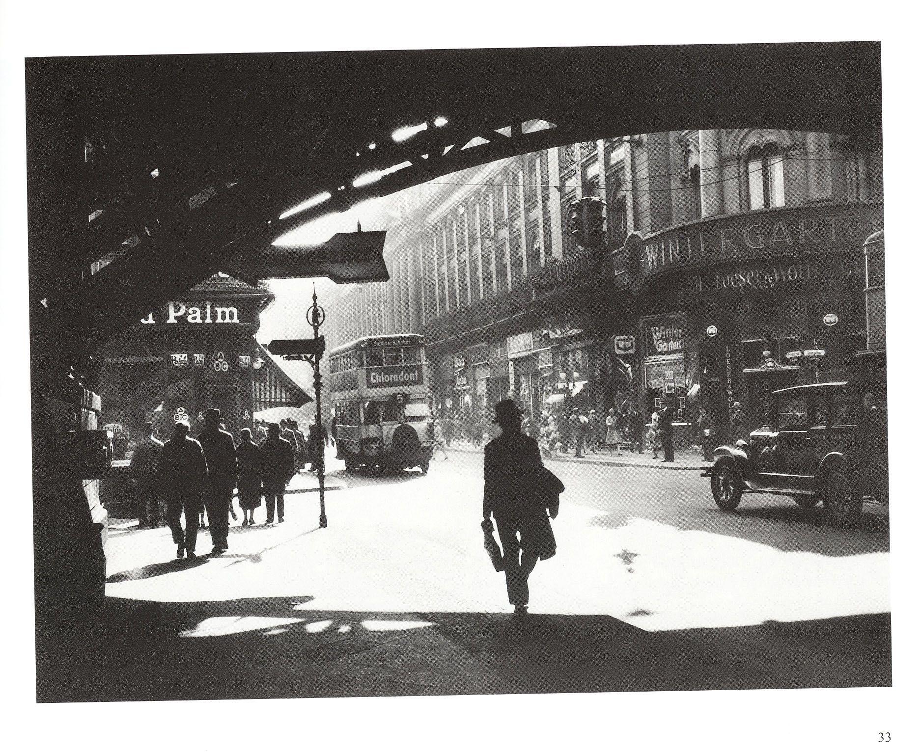Unter Dem Bahnhof Friedrichstrasse Berlin 1930 O P Friedrichstrasse Berlin Historische Fotos