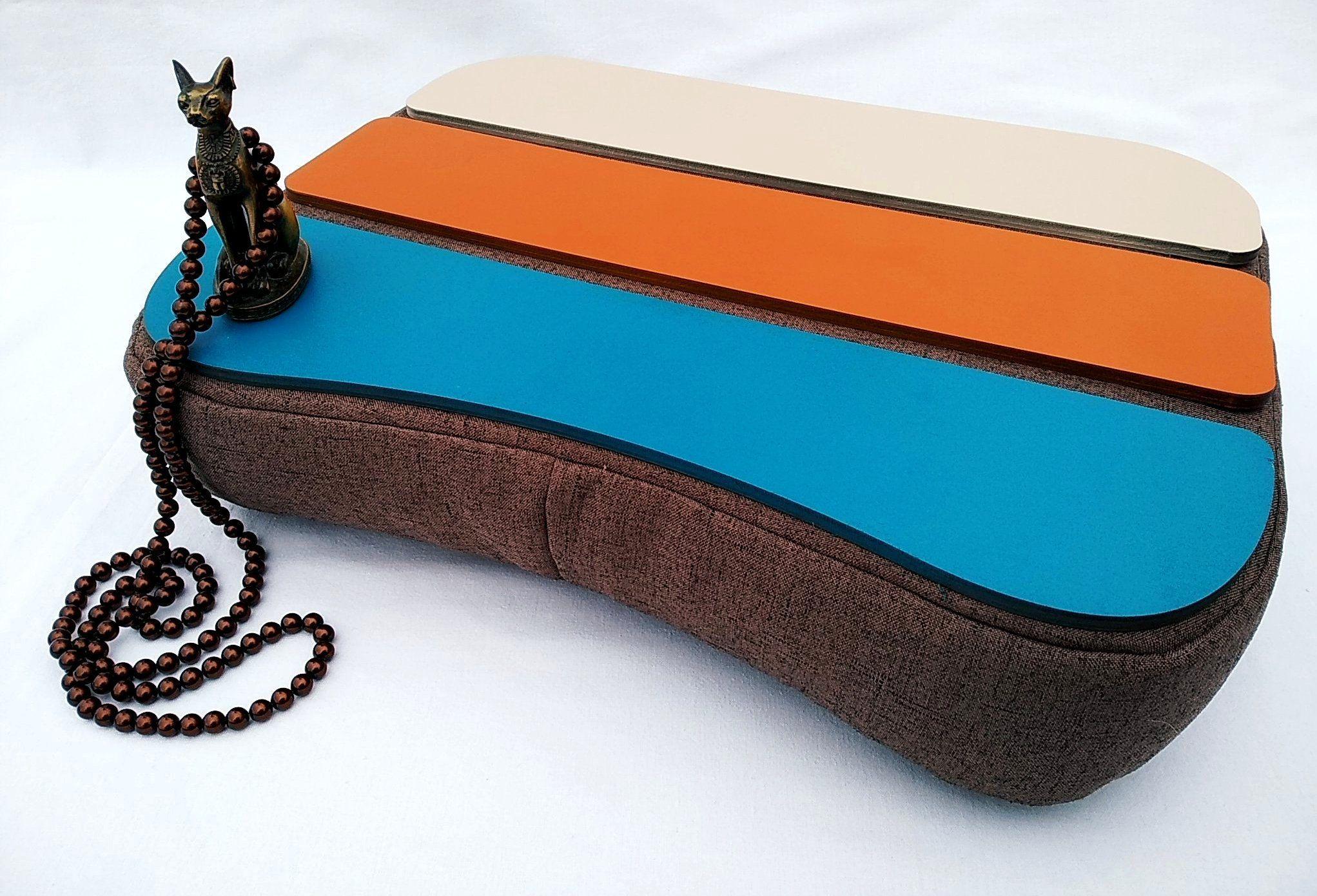 Lap Desk With Pillow Laptop Tray Bean Bag Laptop Trays In 2020 With Images Laptop Tray Lap Desk Bean Bag Laptop Tray
