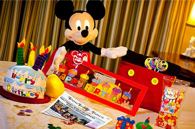 Magical InRoom Celebration Surprise someone special in your life