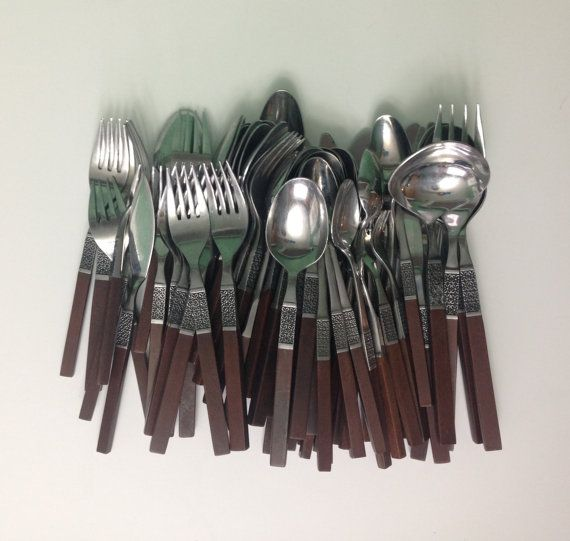 Tea spoon Flower Herb Scoop Tools Art Drink Stainless Steel Japan Stylish LA