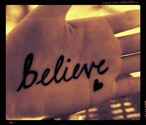 I like this font for my upcoming believe in yourself tattoo