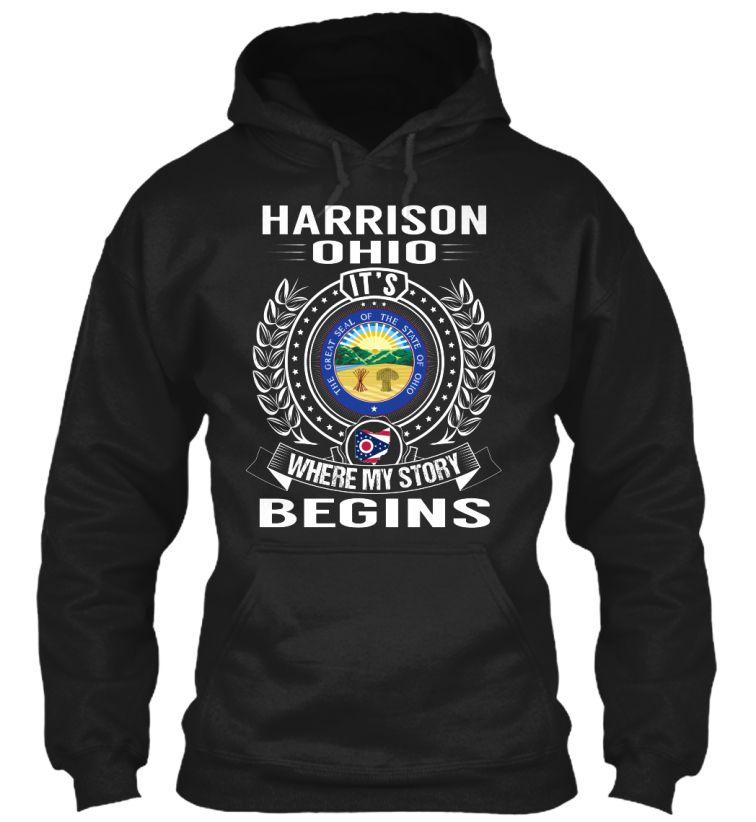 Harrison, Ohio - My Story Begins