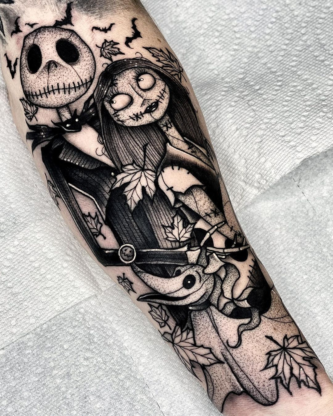"Angelo Parente on Instagram: ""Jack, Sally, and Zer"