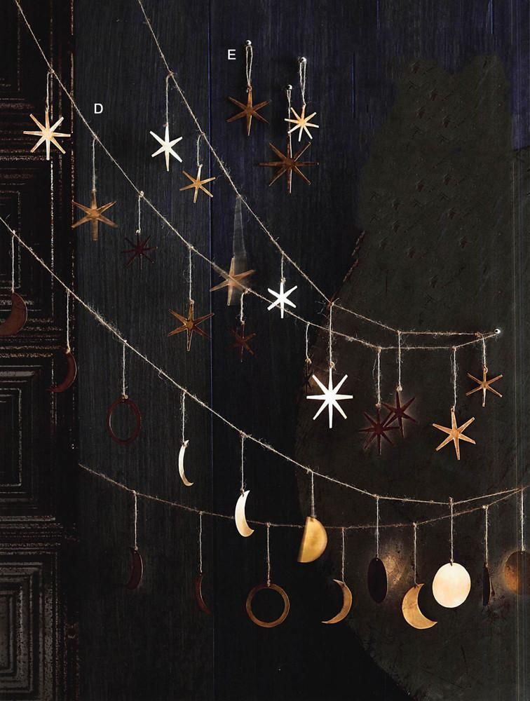 $42.00 Roost Starburst Brass Decorative Ornaments ...