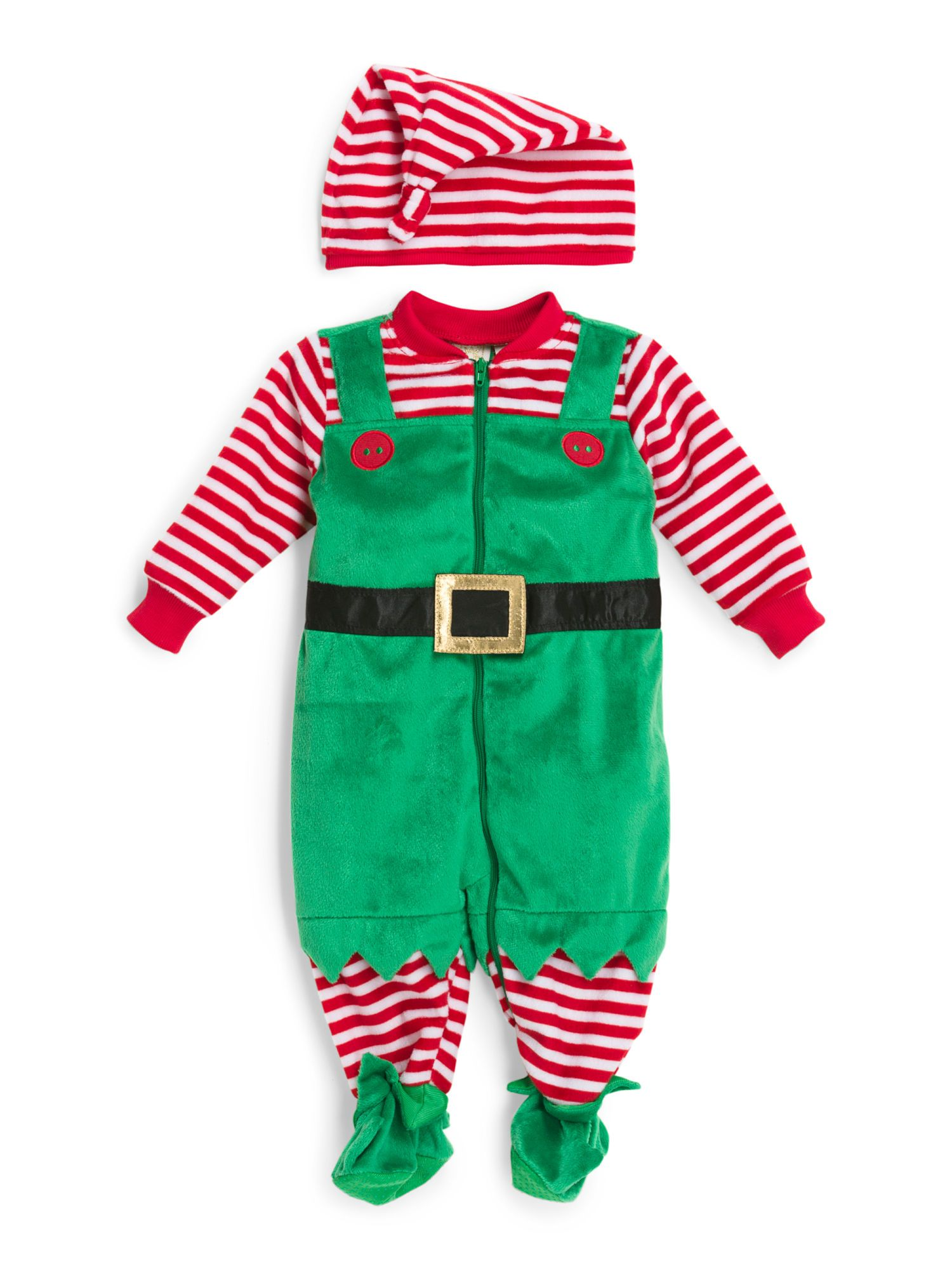 0a1582c82 Baby elf outfit, so cute. | Holidays | Elf clothes, Elf costume ...