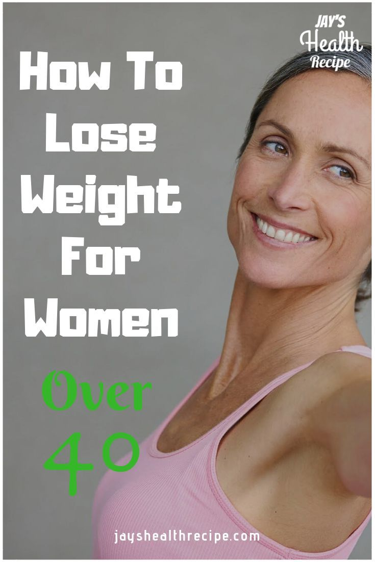 weight loss for women after 40 is very different from their 20s. it needs…