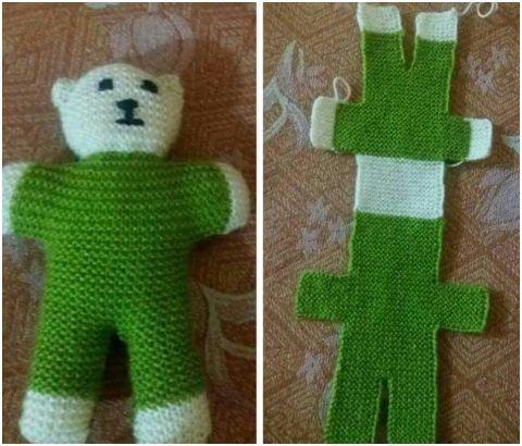 Photo of Strickender Teddybär – Ideen über gestricktes Spielzeug