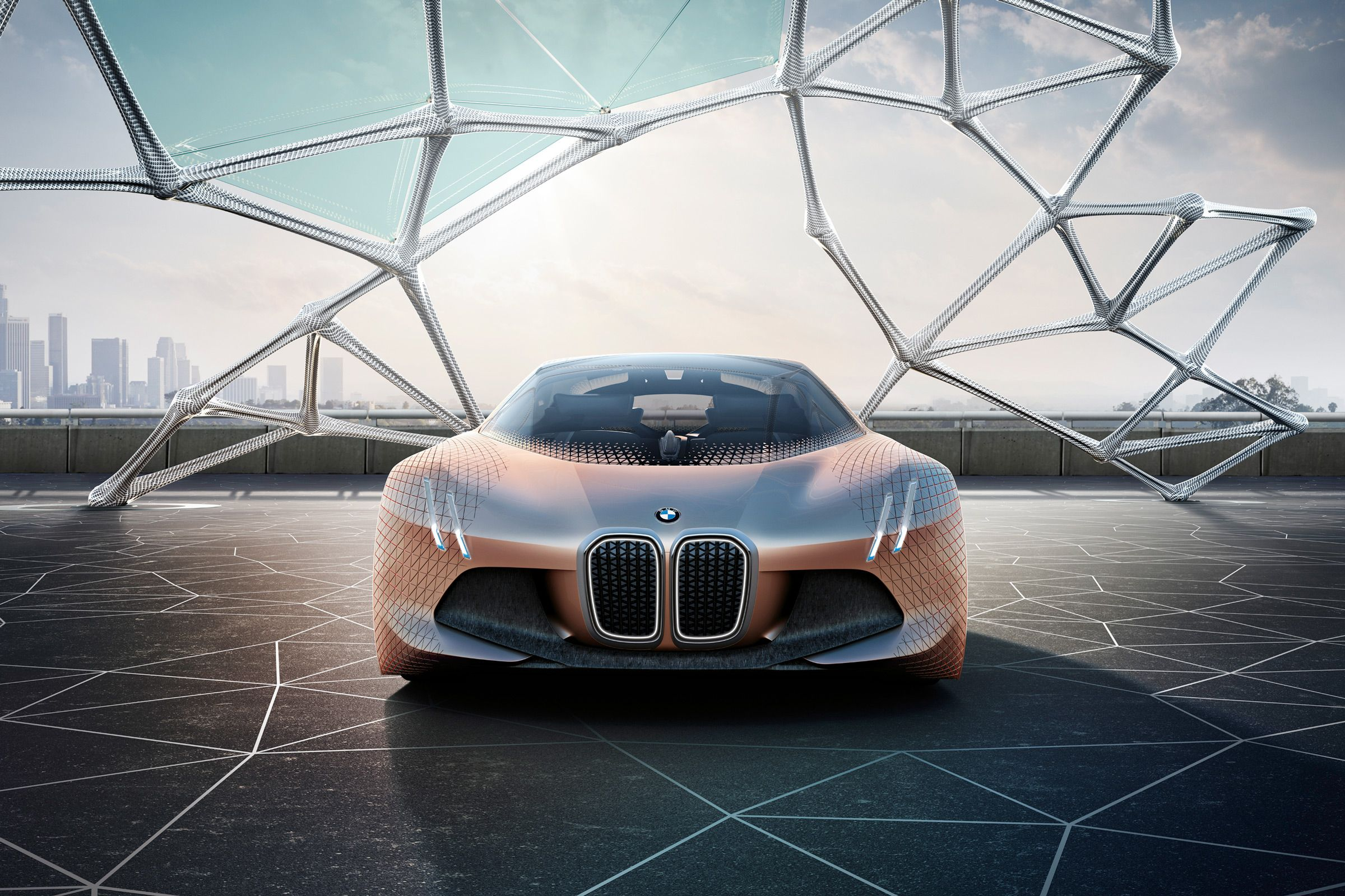 BMW announces its all-electric iNEXT to have a record ...