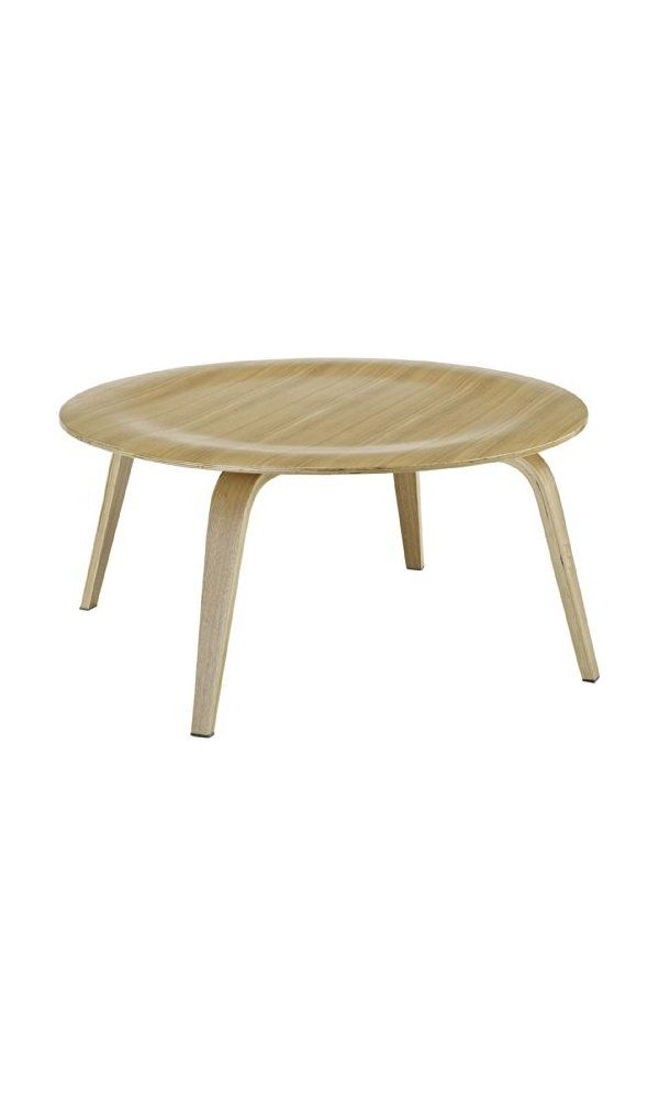 Modway Molded Fathom Coffee Table In Natural Deal Price 116 75 From Https