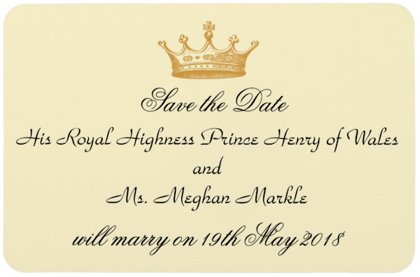 Start Planning Your Royal Wedding Viewing Party Today Partyideapros