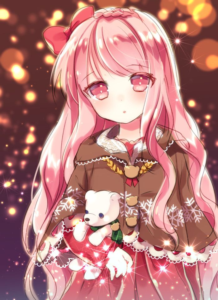 Pin On Cute Anime Girls