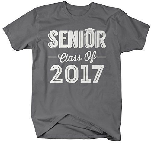 Show Off Some Senior Class Pride In This Modern T Shirt