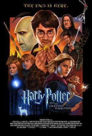 harry potter and the deathly hallows / harry potter und die heiligtümer des todes 20102011