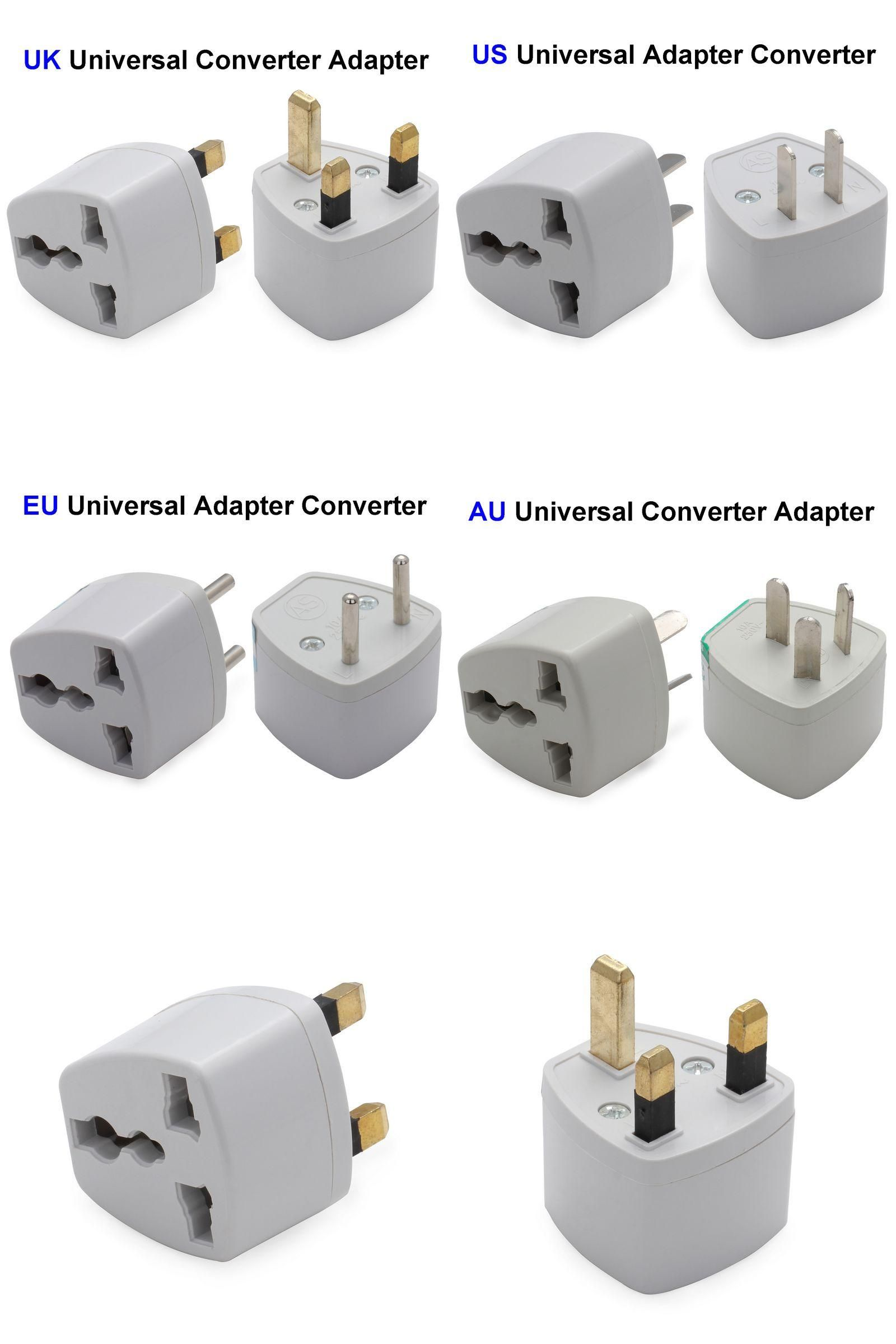 Visit To Us Eu Au Uk Plug Adapter