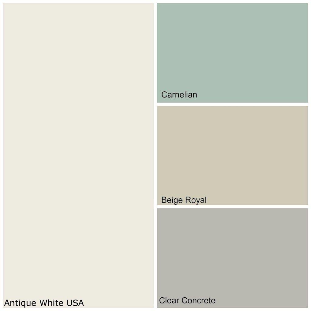 Antique White Color Scheme - Google Search