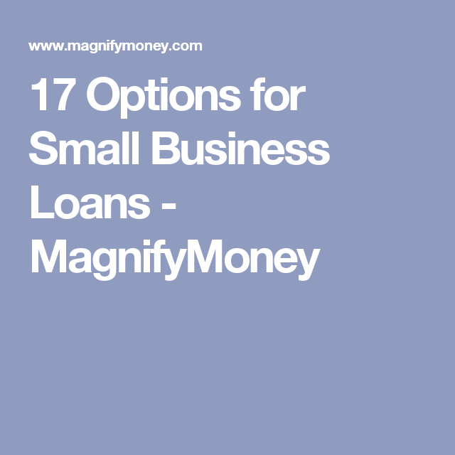 17 options for small business loans reheart Image collections