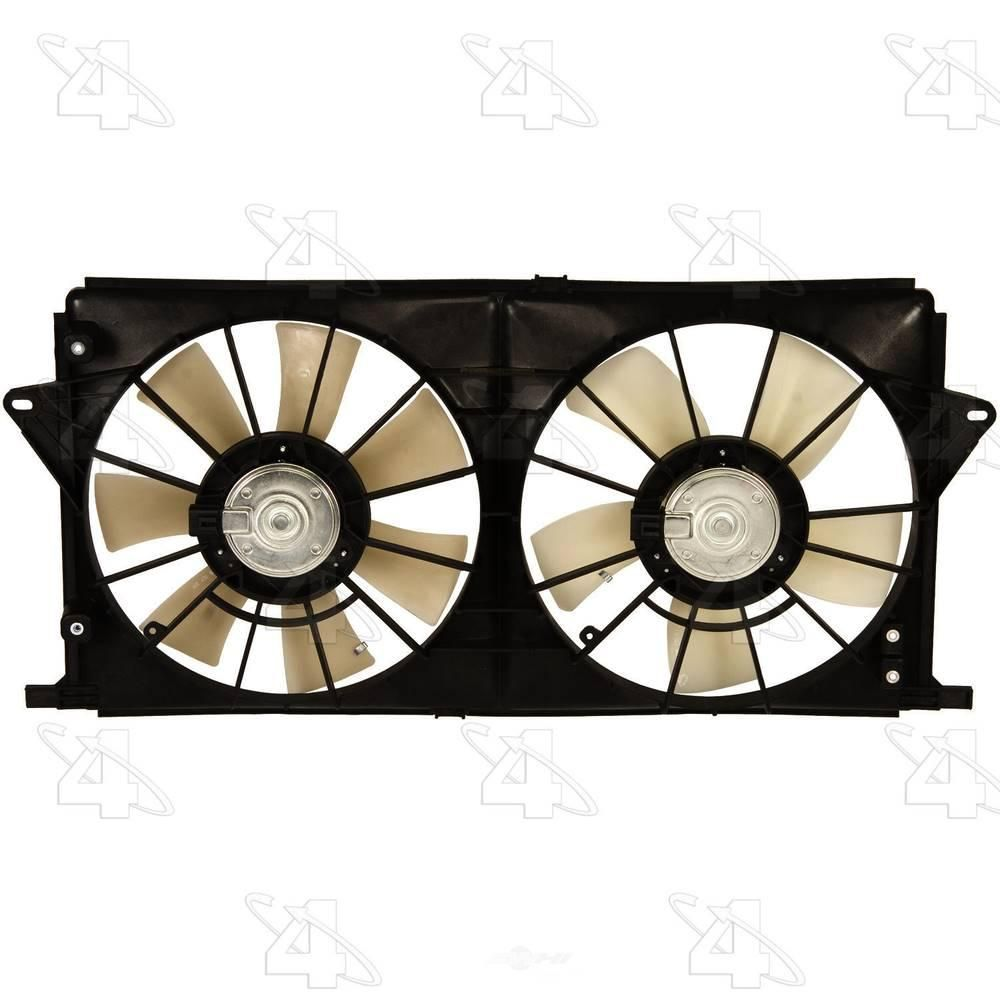 Four Seasons Engine Cooling Fan Assembly Four Seasons Home