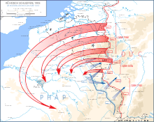 Germany's plan to win the war was the Schlieffen Plan  They