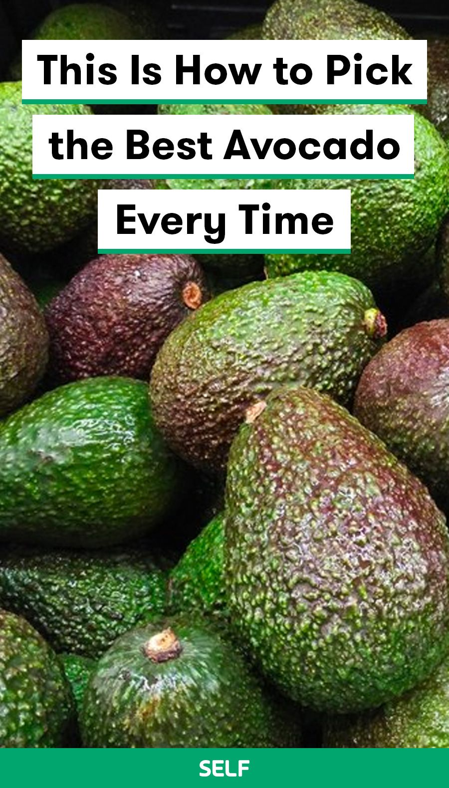 This Is How to Pick the Best Avocado Avocado, Whole food