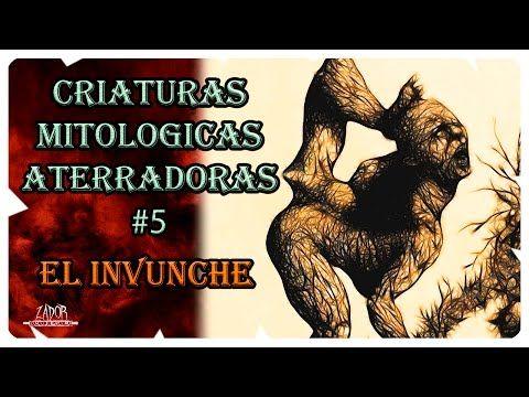El Invunche: Humano deforme / Criaturas Mitológicas #5 - YouTube