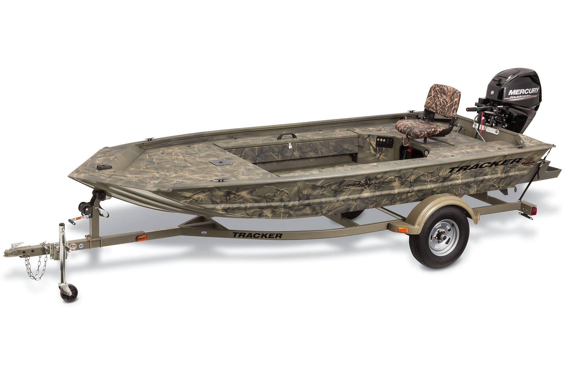 Tracker Grizzly AllWelded 1548 Sportsman Boat Available